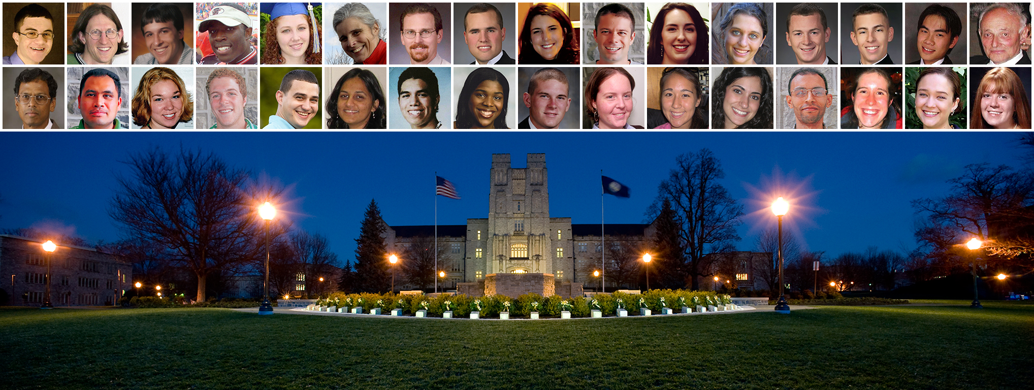 virginia massacre About this site the we remember website provides information about the 32 students and faculty members who were tragically taken from their loved ones and our.