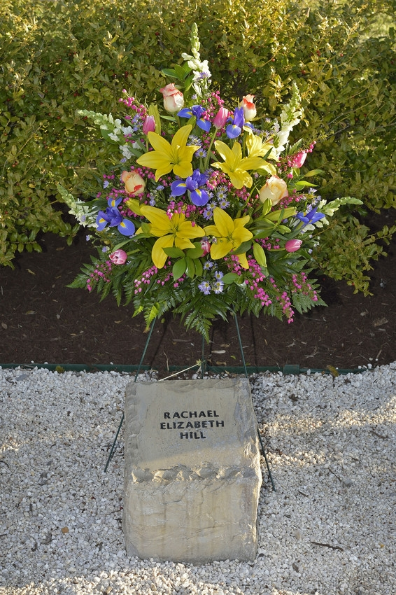 Rachael Elizabeth Hill stone at April 16 Memorial