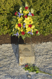 Erin Nicole Peterson stone at April 16 Memorial